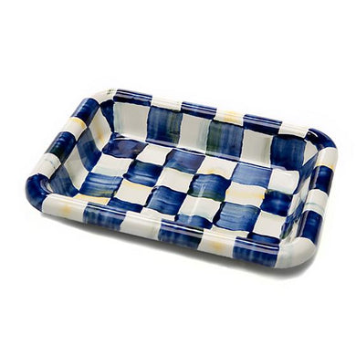 Royal Check Simply Soap Dish