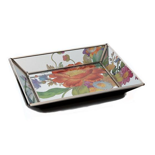 Flower Market Reflections Tray