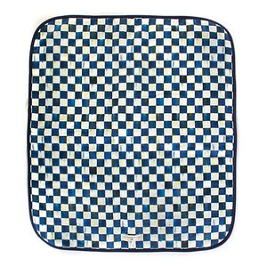Royal Check Pet Blanket - Large