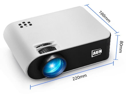 Miniproyector Full HD