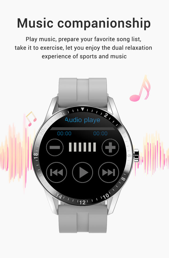 Zucker Fitness Watch
