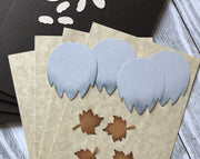 Gnome Thanksgiving Card Kit - Set of 5