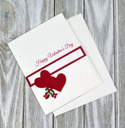 DIY Valentines Day Card Kit - Set of 4