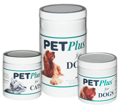 PetPlus Nutritional Supplement for animals