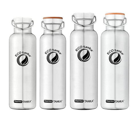 ECOtanka™ 600ml & 800ml Double Wall Thermos Bottles