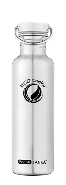 ECOtanka sportsTANKA Stainless Steel with Steel Screw Lid 800ml