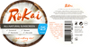 English RoKai Labels