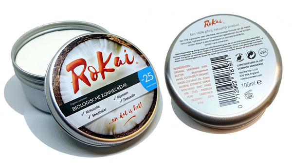 RoKai Dutch Labels Biologische Zonnecreme
