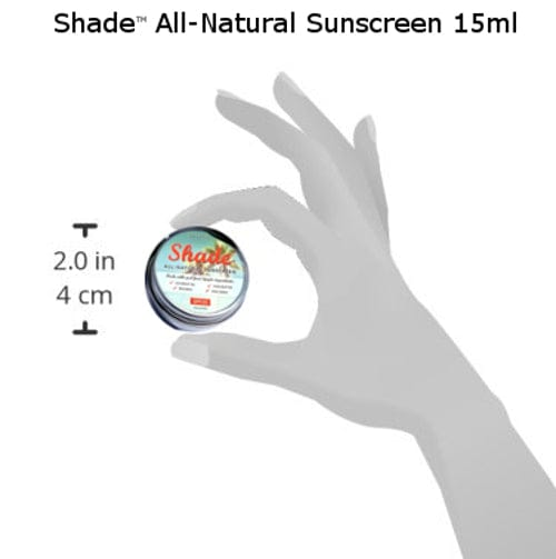 TRADE ONLY - Shade™ All-Natural Sunscreen SPF25