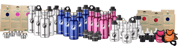 TRADE ONLY - ECOtanka™ Single and Double Wall Reusable Bottles