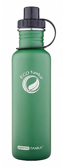 ECOtanka sportsTANKA Retro Green with Sports Lid 800ml