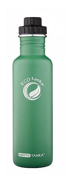ECOtanka sportsTANKA Retro Green with Varianle Flow Screw Lid 800ml
