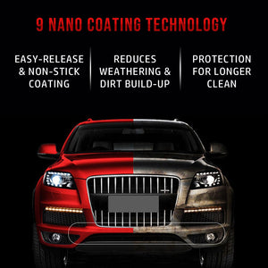 Super Gloss Car Coating Spray