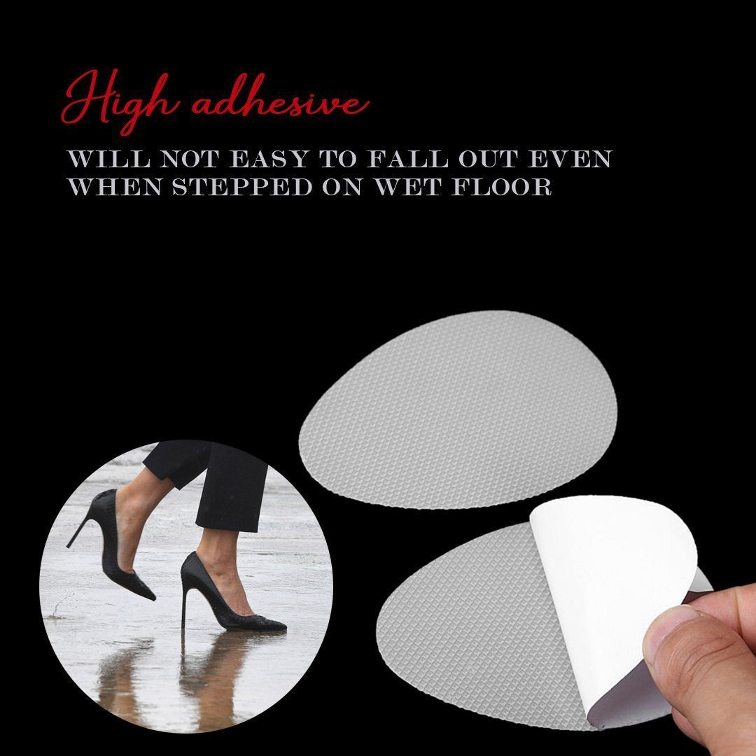 Anti-Slip Shoe Heel Traction Grip Pad - 3 Pairs/6pairs
