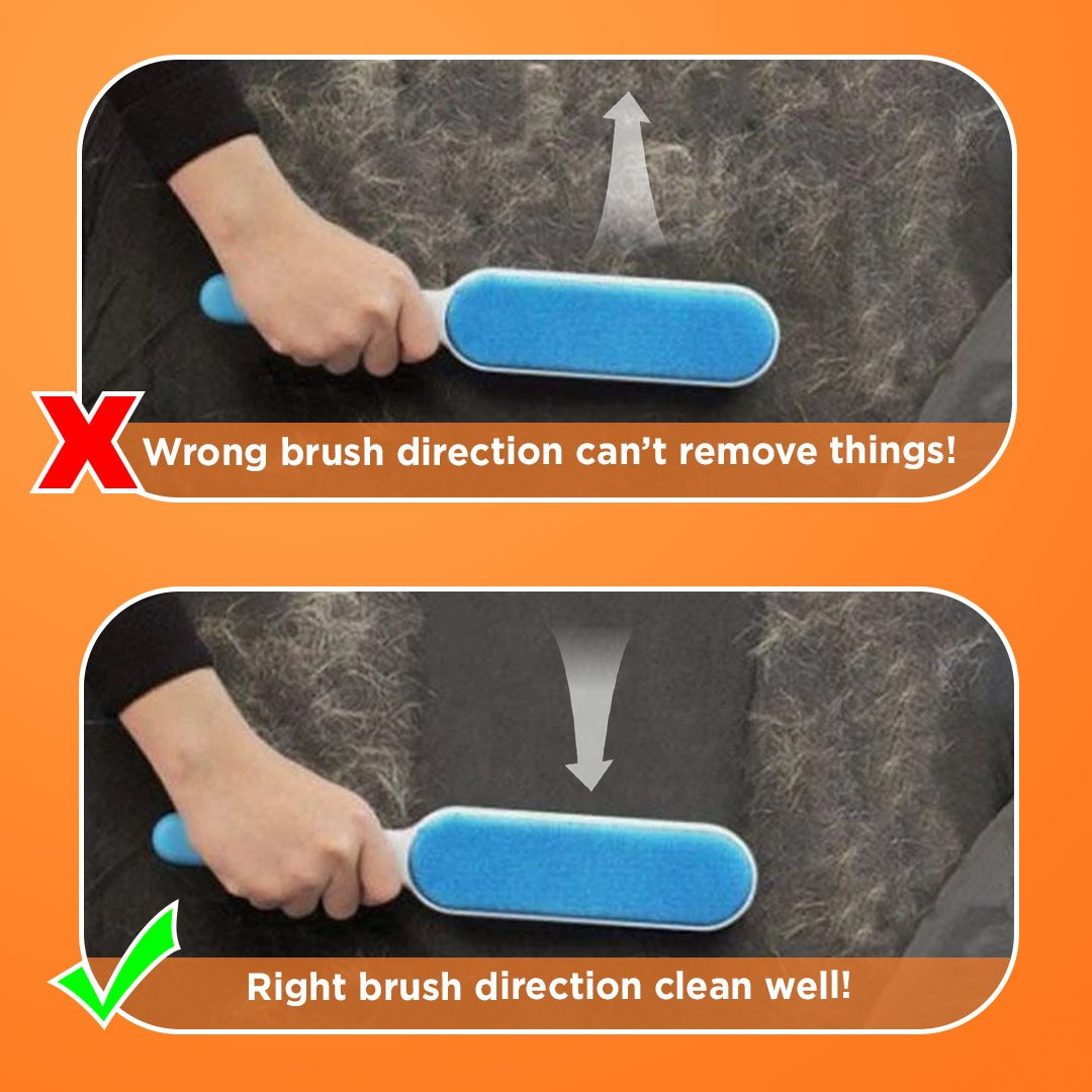 Magic Fur Cleaning Brush
