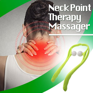 Neck Point Therapy Massager