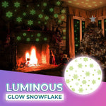 Luminous Glow Snowflake
