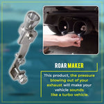 Exhaust Pipe Oversized Roar Maker