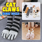 Cat Claws Warm Floor Socks