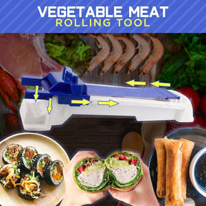 (Buy 1, Get 1 FREE) Vegetable Meat Rolling Tool [Today Only]