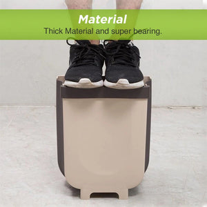 Foldable Kitchen Waste Bin