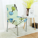 Stretchable Chair Protective Slipcover