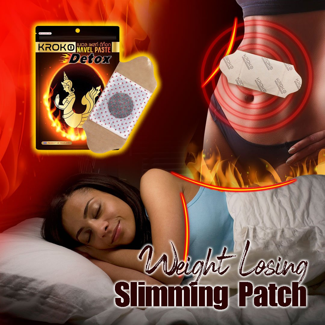 Weight-Losing Slimming Patch - 5pcs