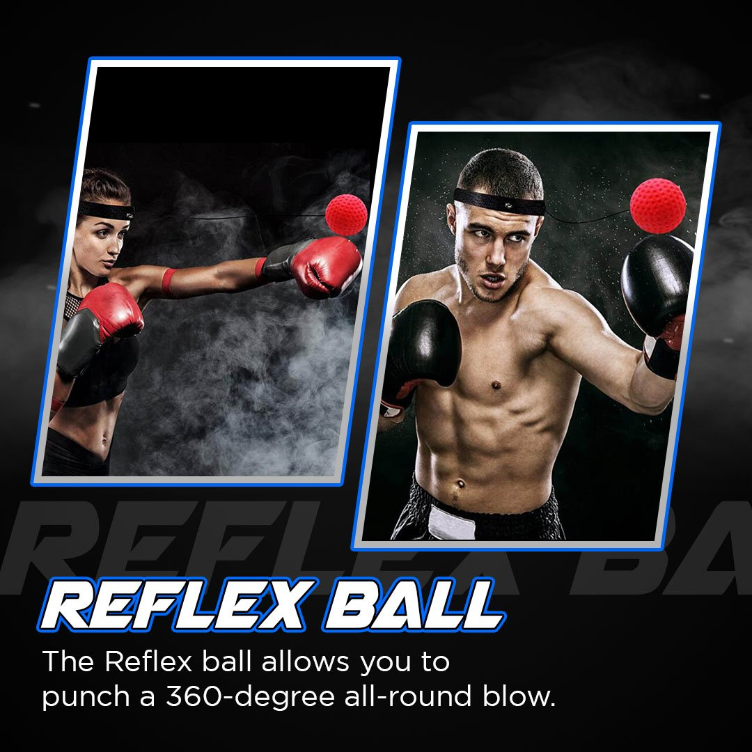 Reaction Training Reflex Ball
