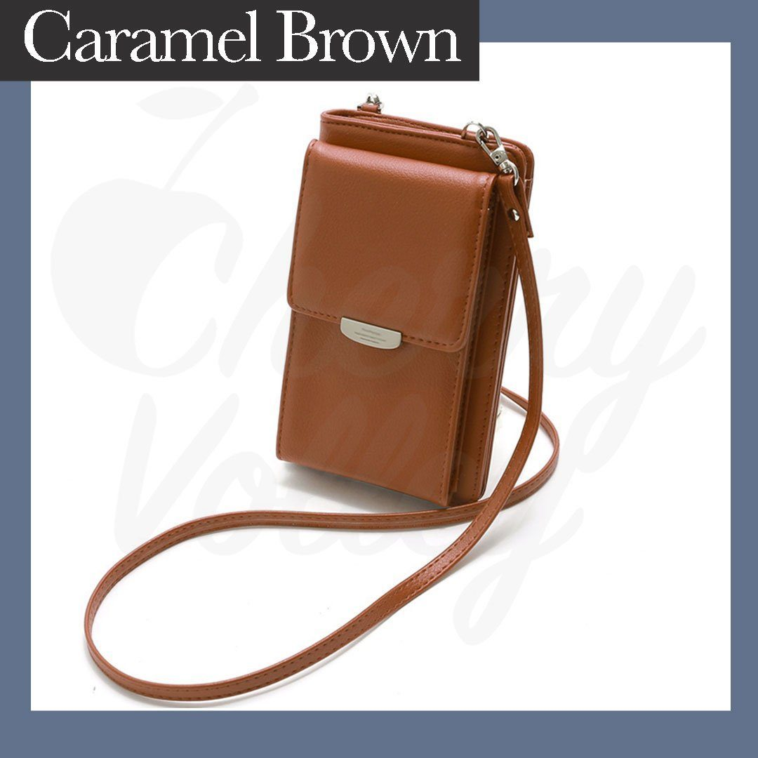 Crossbody Wallet Phone Pouch