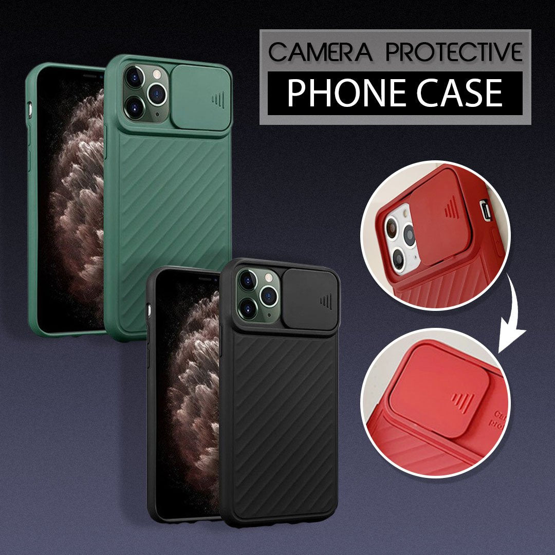 LensShield™ Camera Protective Phone Case