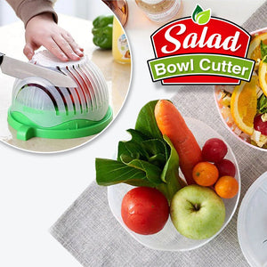 Salad Bowl Cutter