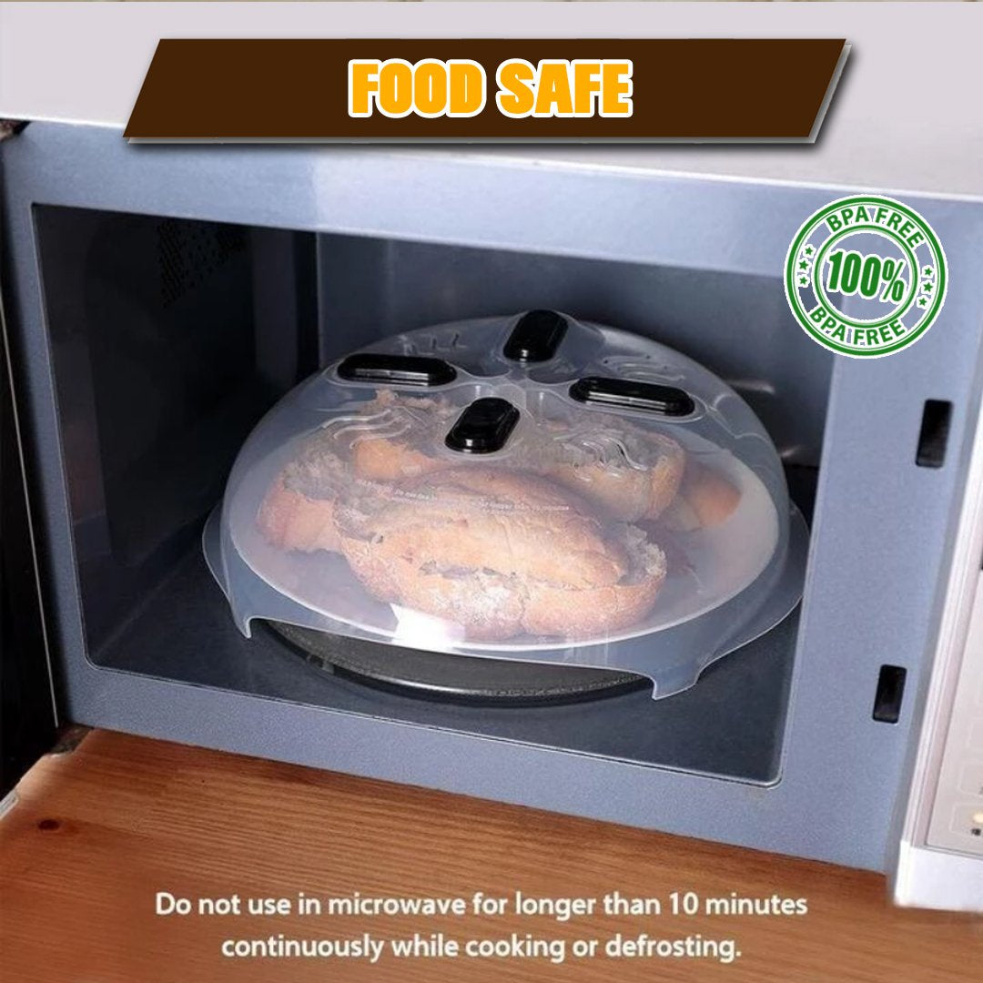 [BUY 1 GET 1 FREE] Magic Microwave Cover