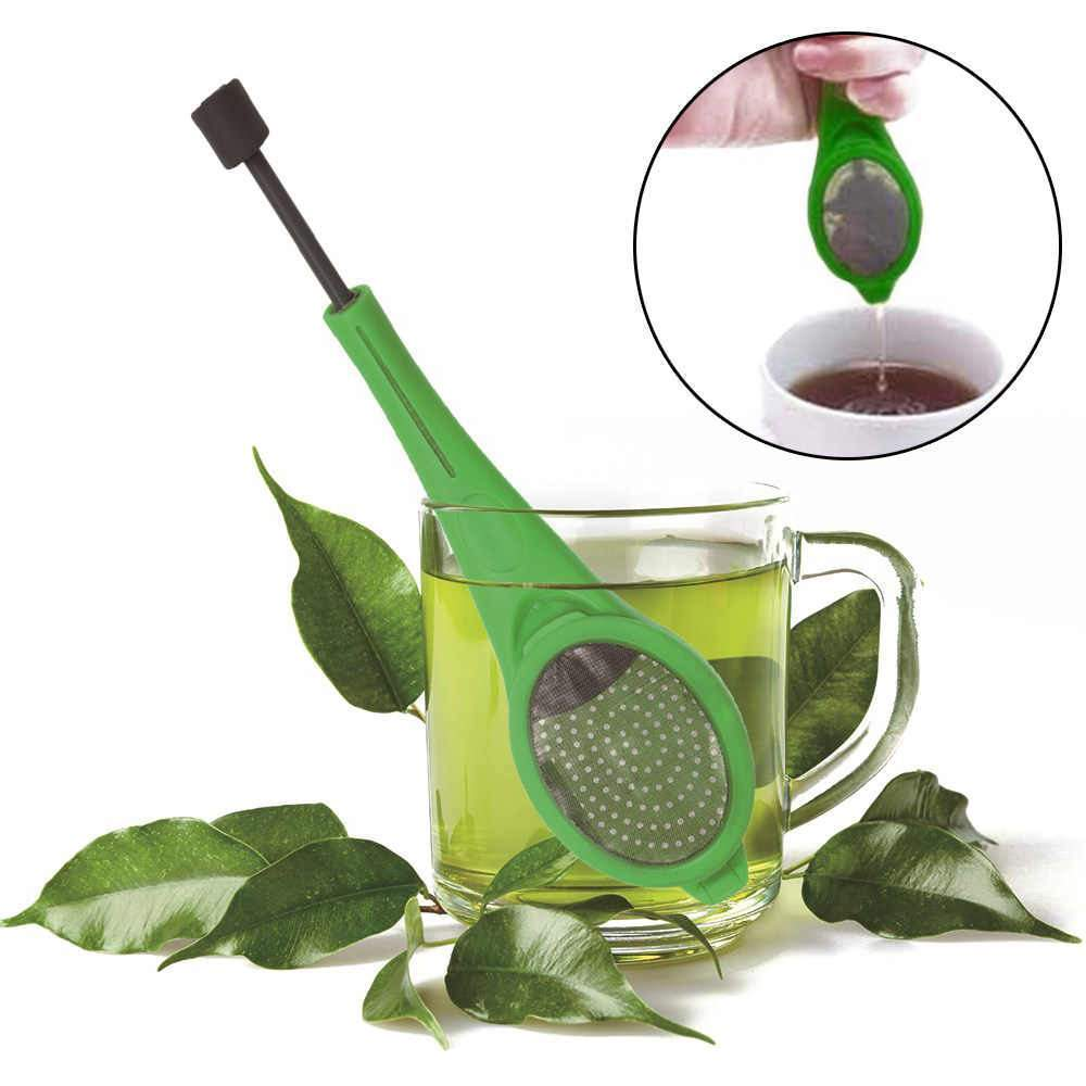 Chavana Tea Infuser With Built-in Plunger - 2pcs Set