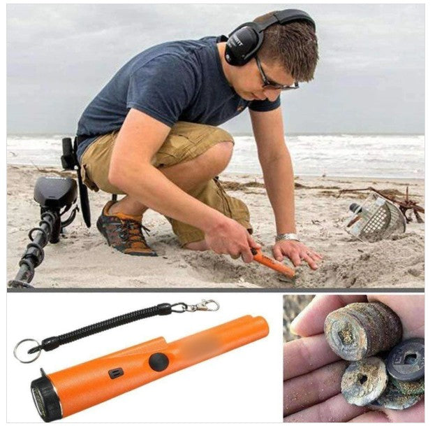 Pinpoint Metal Detector