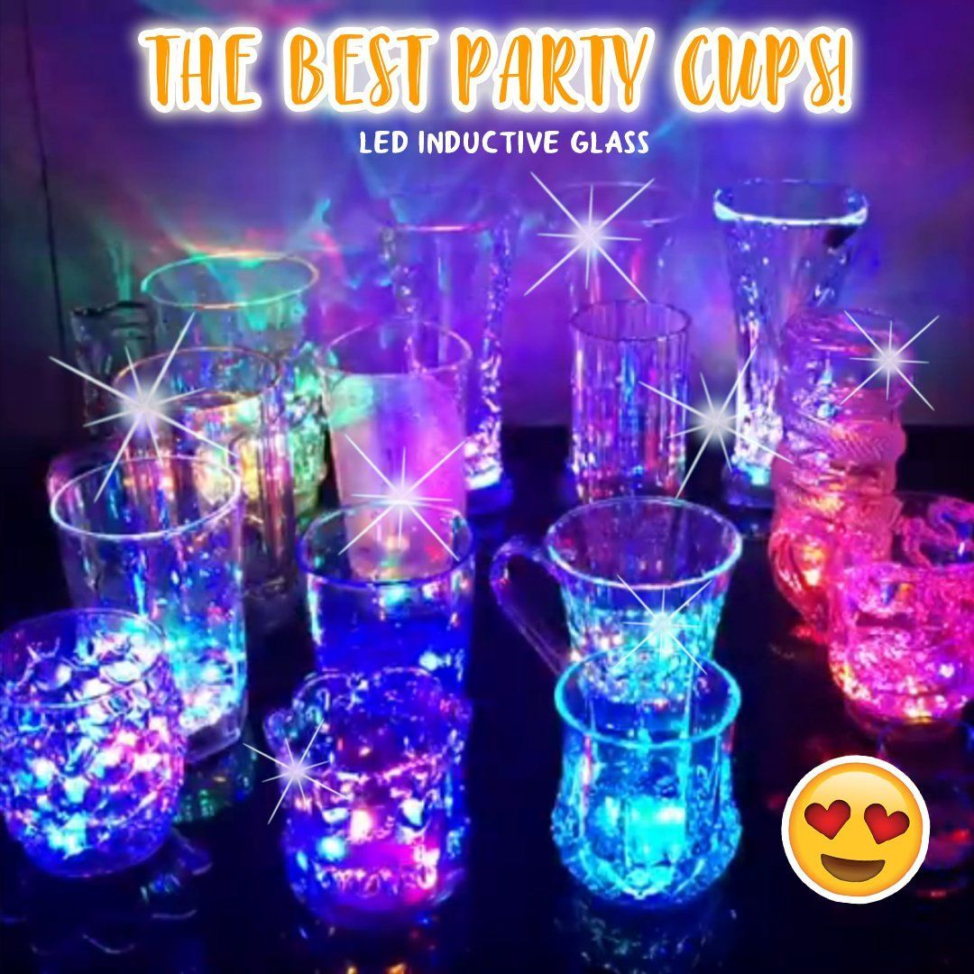 LED Drinking Glass