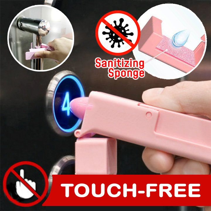 Multipurpose Sanitizing Touch-Free Stick