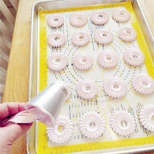 Sultan Ring Cookies Nozzle - 2pcs