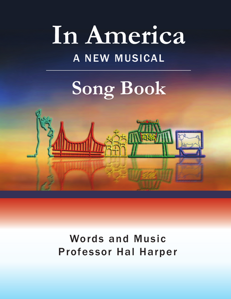 In America Songbook (162 Pages) (Autographed Copy)