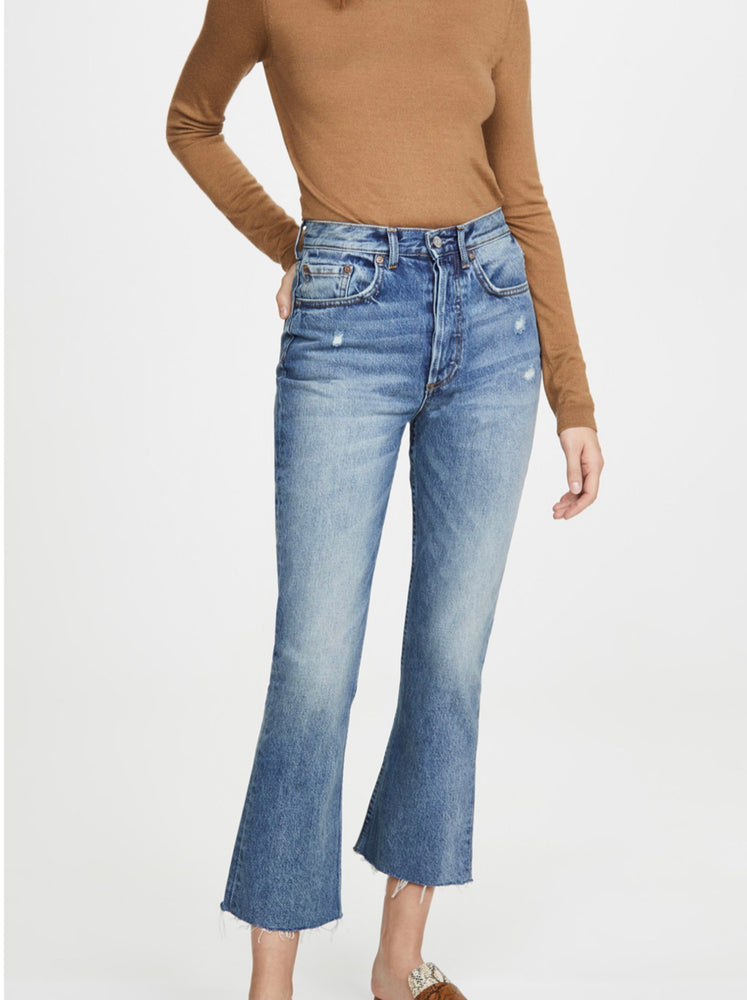 The Darcy Pop Crop Jeans