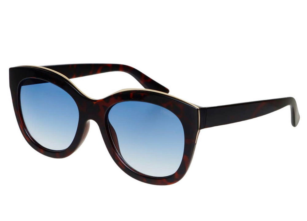 Nolita Sunglasses in Tortoise