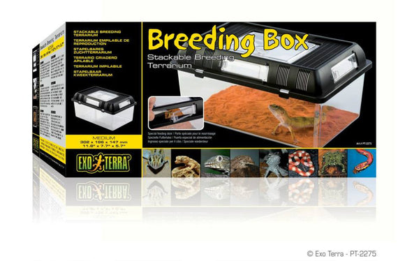 Exo Terra Breeding Box, Medium