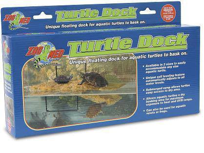 Zoo Med 10 Gallon Turtle Dock