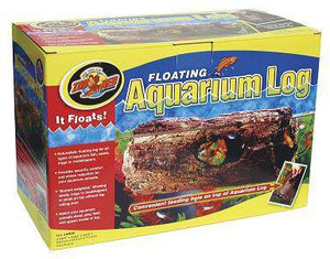 Zoo Med MINI Floating Aquarium Log