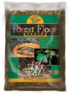 Zoo Med Forest Floor Cypress Mulch 4 quarts