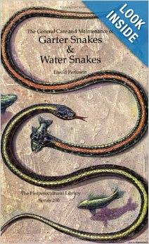 The General Care And Maintenance Of Garter Snakes And Water Snakes