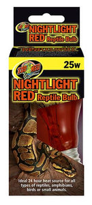 Zoo Med nigth ligth red 100w