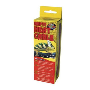 Repti Heat Cable 15 watts 11.5 feet (3.5 mts)