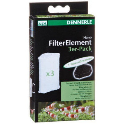 DENNERLE FILTER ELEMENTS ( 3 PACK)