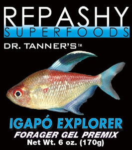 REPASHY IGAPO EXPLORER 3 OZ