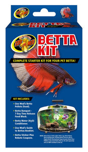 ZOOMED BETTA KIT